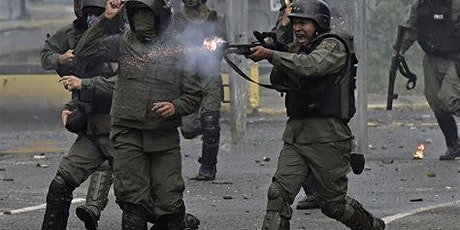 Powderkeg: VENEZUELA tickets