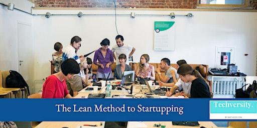 MINDSHOP™  a Deep Dive on Lean Startup Tactics