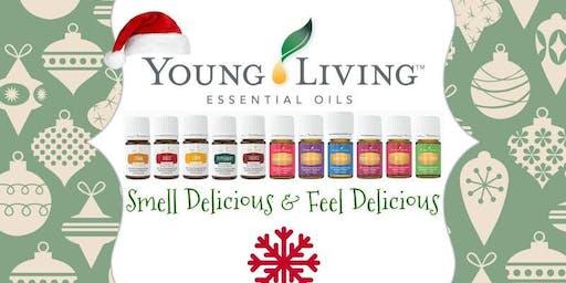 Wellness Benefits using Essential Oils