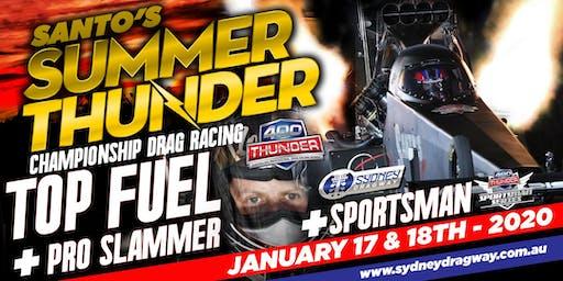 Santo's Summer Thunder - January 17 &18 2020
