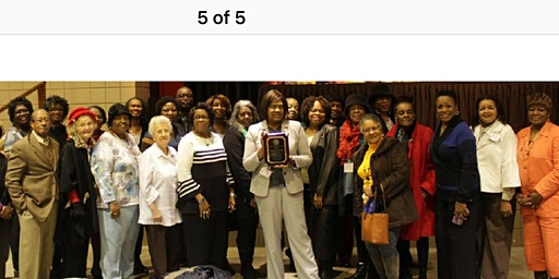 Holiday Dinner/Dance with  People You Know -Bessemer  AARP Chapter #5418