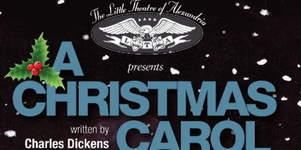 "Gadsby's Tavern Museum Society ""A Christmas Carol"" Fundraiser"