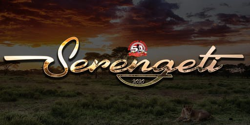 2020 SESAME ATLANTA CARNIVAL presents SERENGETI