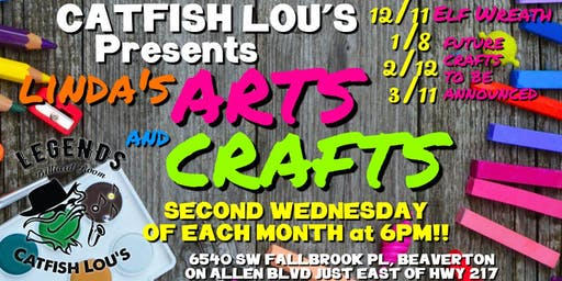 Linda's Arts & Crafts at Catfish Lou's