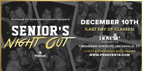 Senior's Night Out tickets