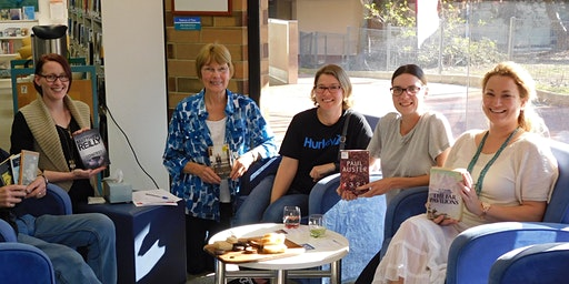 The Reading Cafe (Book group) at Noarlunga library