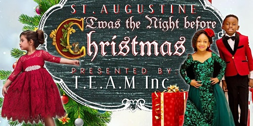 St.Augustine 1st Annual Youth Formal Christmas Party