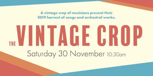 The Vintage Crop - Adult Ensembles Concert