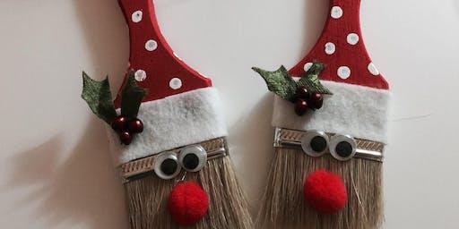 Ornament Brush Class For Kids