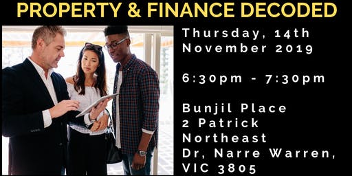 PROPERTY AND FINANCE DECODED