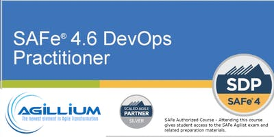 SAFe v4.6 DevOps w/DevOps Practitioner Certification-Weekend-Newark, NJ