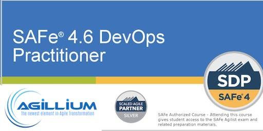 SAFe v4.6 DevOps w/DevOps Practitioner Certification-Weekend-Newark, NJ