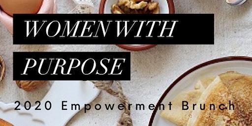 Women with purpose 2020 Empowerment Brunch