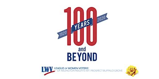 League of Women Voters' AH-MP-BG 100 Year Anniversary Gala