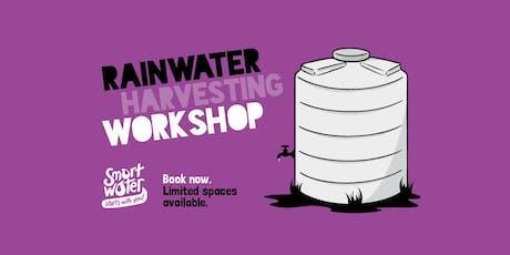 DIY Rainwater Harvesting, Pokeno.  tickets