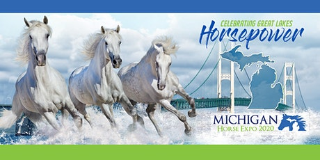 Michigan Horse Expo 2020 tickets