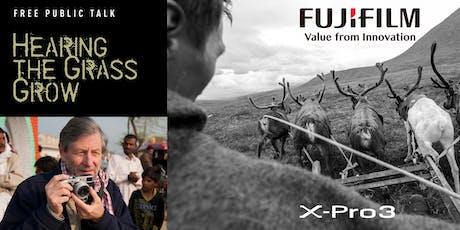 FUJIFILM NZ Free Public Talk with X-Photographer Michael Coyne tickets