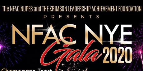 NFAC NYE GALA 2020 tickets