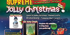 sold out -Supreme Jolly Christmas @ Tampines Mart