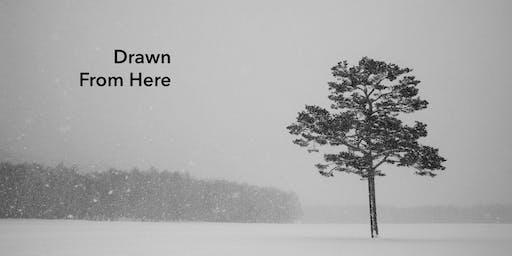 Drawn From Here by Eric Pollard- Film, Art Show & Ramen