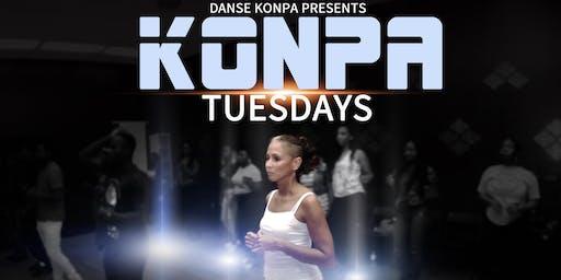 Konpa Dance Socials