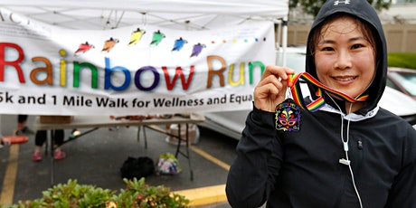 2020 Rainbow Run 5k & 1 Mile Walk for Wellness and Equality tickets