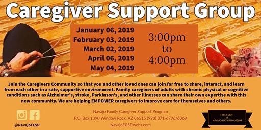 Navajo Family Caregiver Support Group