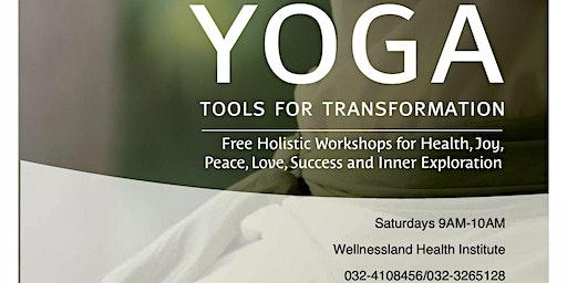Isha Upa Yoga - FREE Introductory Workshop(every Saturday - 9am-10am)