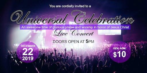 Universal Celebration Live Concert