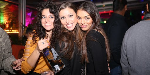 1 Free Drink + Free Entry to La Terraza Rooftop NYC, Only Latin Roof Party!