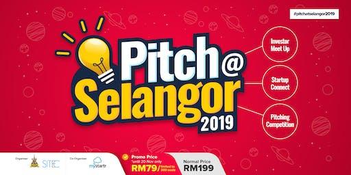 Pitch @  Selangor 2019