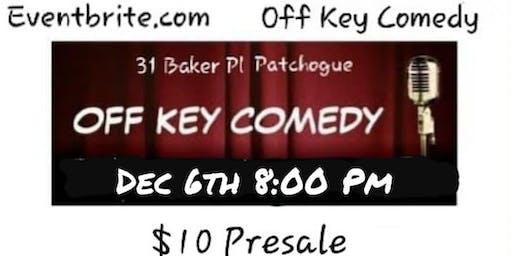 Off Key Comedy NIght