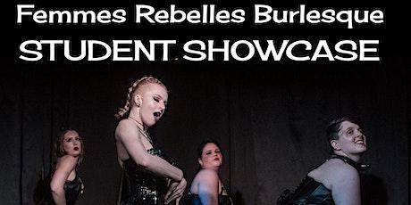 The Femmes Rebelles Student Showcase tickets