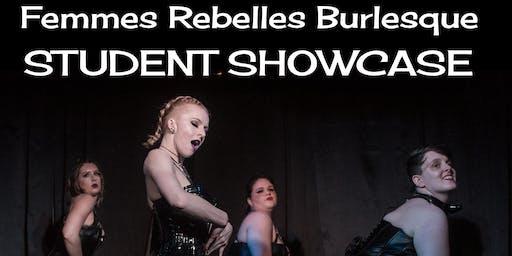 The Femmes Rebelles Student Showcase