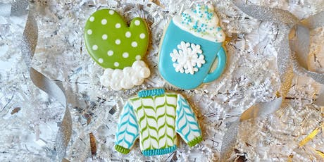 (PM) Beginner cookie decorating class - Nothin' better than sweater weather tickets