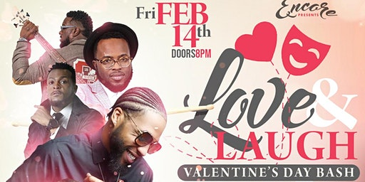 Love & Laugh Valentine Day Bash | 2.14
