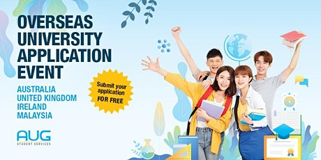Overseas University Application Fair 2020 tickets