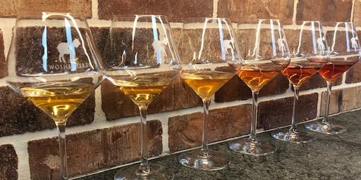 Two Shepherds Orange wine (skin contact) Tasting!