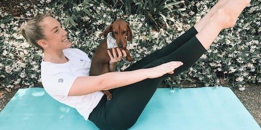 Pups & Pilates Canberra
