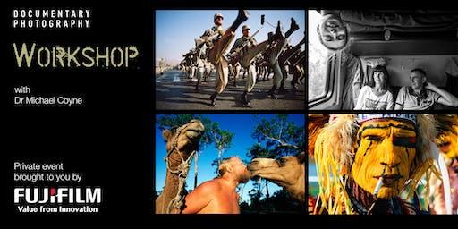 FUJIFILM NZ Private Documentary Workshop with X-Photographer Michael Coyne