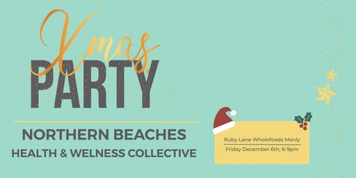 Northern Beaches Health & Wellness Collective Xmas party