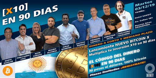 NUEVA ECONOMIA DIGITAL Oportunidad De Diversificación y Cambio [X10] Buenos Aires