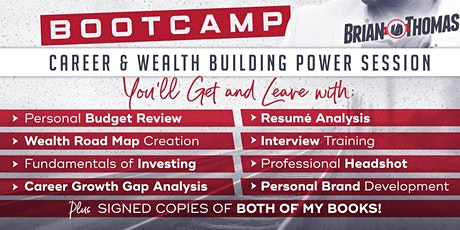 Fast Track To Six Figures Boot Camp tickets