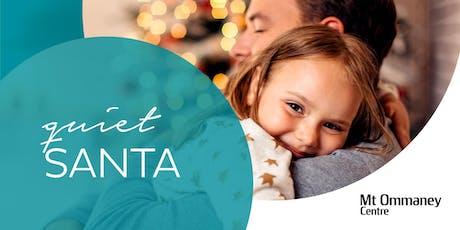 Quiet Santa Photos tickets