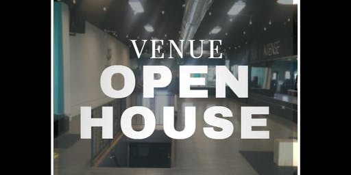 Venue Open House
