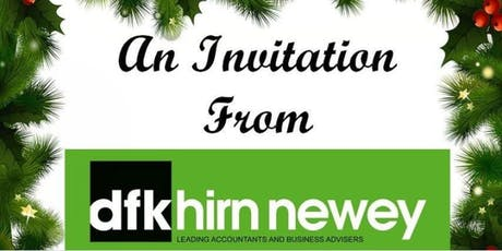 DFK Hirn Newey Client Christmas Party 2019 tickets