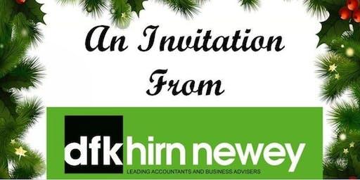 DFK Hirn Newey Client Christmas Party 2019