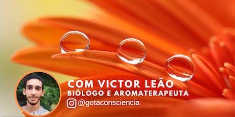 Fundamentos da Aromatologia - RIO DE JANEIRO (RJ) tickets