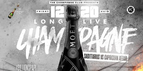 LONG.LIVE.CHAMPAGNE tickets