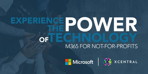 M365 for Not-for-profits. Free hands-on test drive